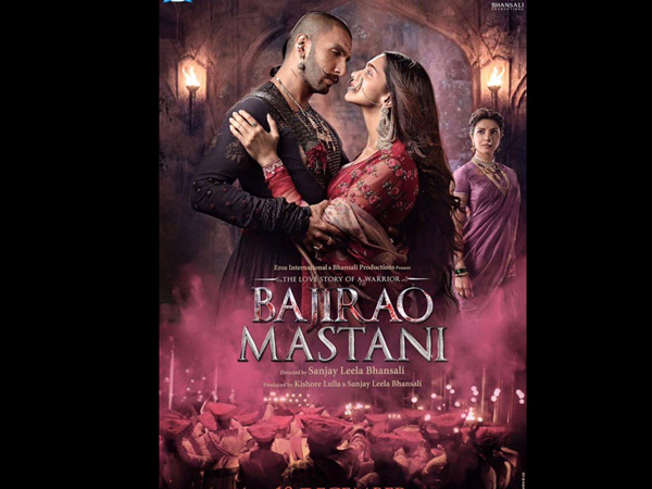Bajirao Mastani Movie Review Ranveer Singh Deepika Padukone
