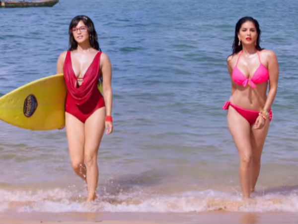 Latest Sunny Leone Mastizaade Photos