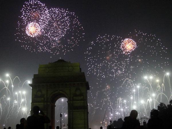 Pics New Year 2016 Celebrations Around The World