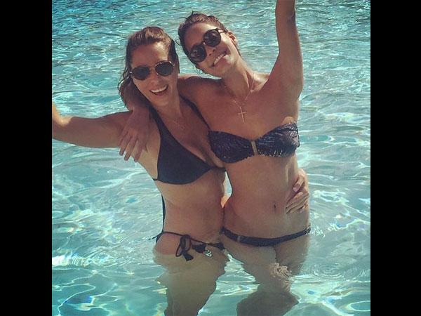 Mindblowing 10 Bikini Pics Of Lisa Haydon From Instagram