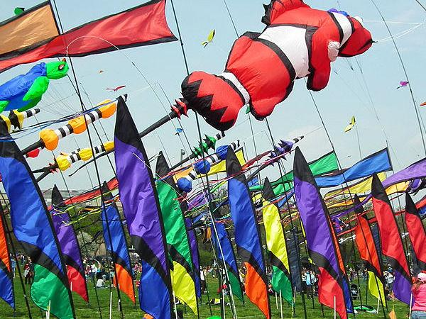 International Kites Festival Ahmedabad