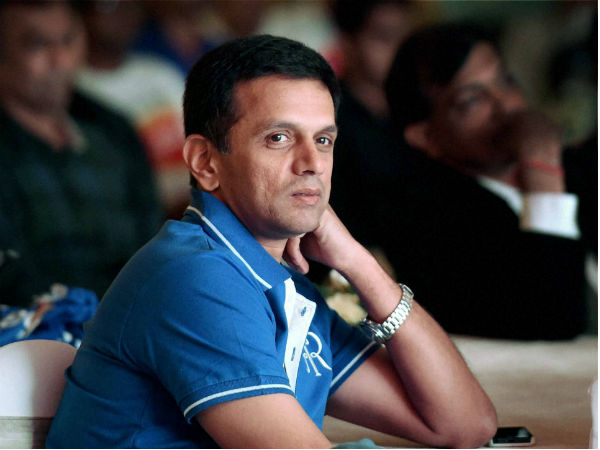 Rare And Interesting Facts About Rahul Dravid