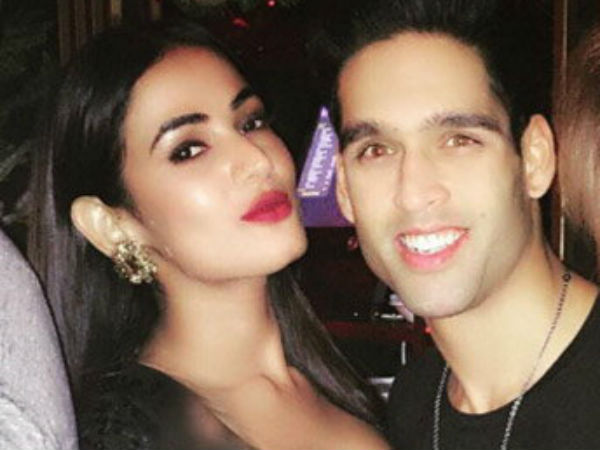 Siddharth Mallya Seen With New Girlfriend Sonal Chauhan