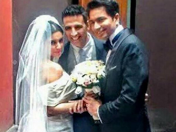 Asin Weds Rahul Sharma Wedding Marriage Pics