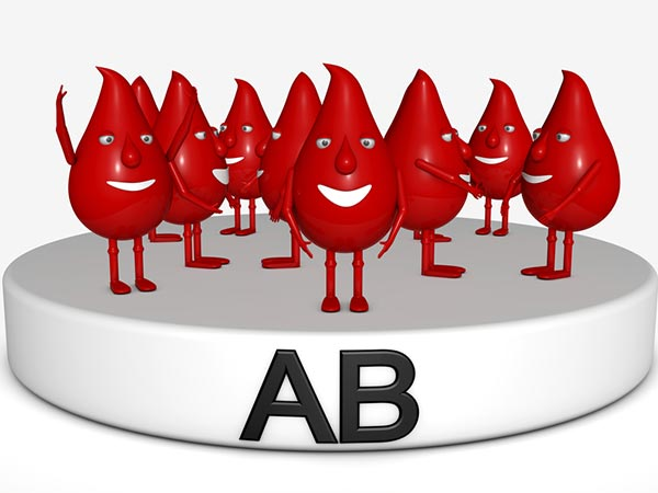 Your Food According To Your Blood Group