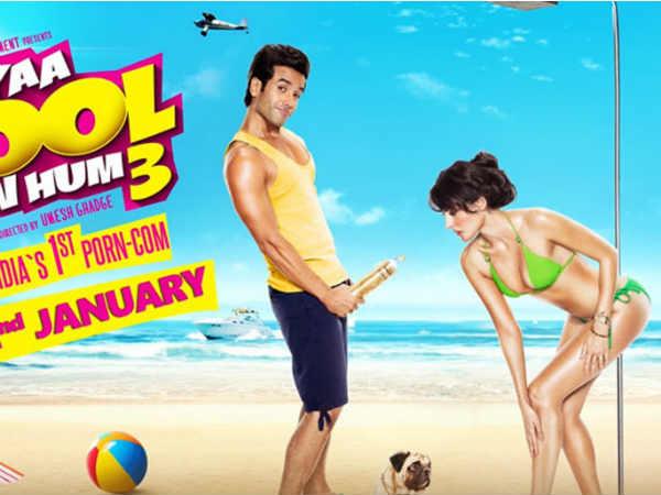 Kyaa Kool Hain Hum 3 Movie Review Gujarati Bollywood First Porn Comedy