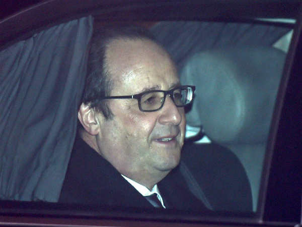 Do You Know French President Hollande Was Nicknamed Pizza Delivery Boy
