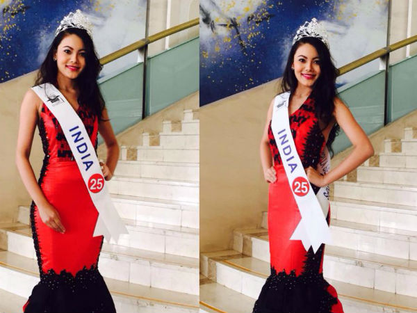 India S Rewati Chetri Crowned Miss Asia At World Miss University