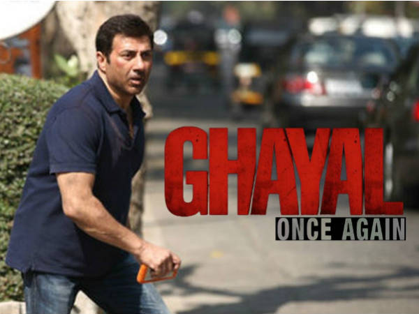 Ghayal Once Again Overseas Box Office Collection