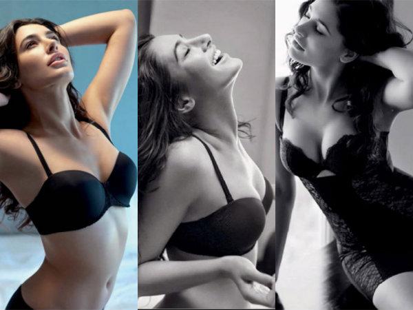 Housefull 3 Actress Nargis Fakhri Hot Photoshoot