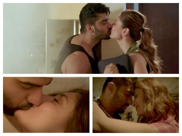 Deliciously Romantic Scenes From Ki Ka Trailer 028511 Pg
