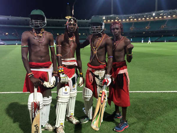 All About Maasai Cricket Warriors Kenya