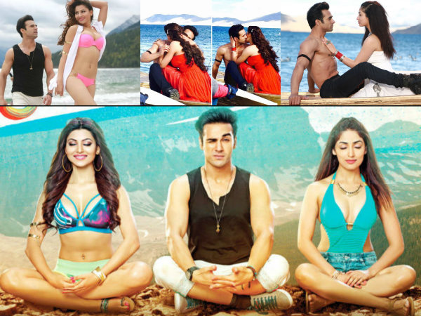 Sanam Re Movie Review Pulkit Yami S Sizzling Chemistry Work