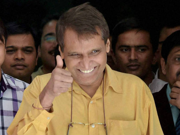 Rail Budget 2016 Big Expectations From Suresh Prabhu