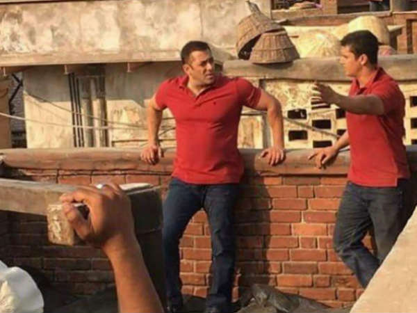 Carbon Copy Salman Khan Body Double In Sultan