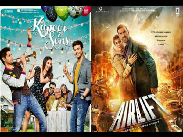 Kapoor And Sons Beats Overseas Opening Records Of Airlift