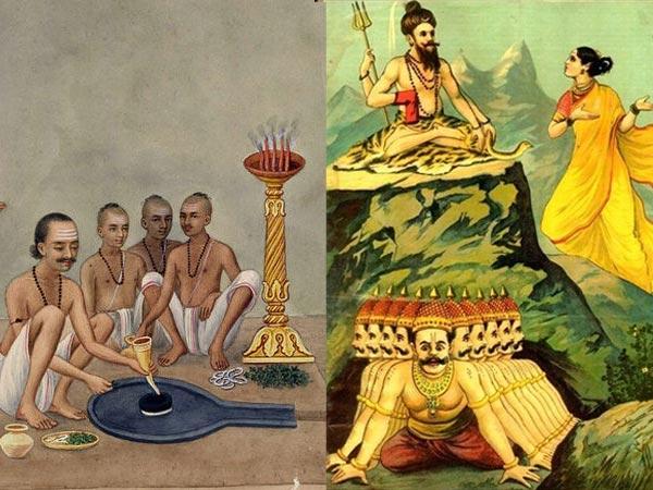 Birth Secret Lord Shiva