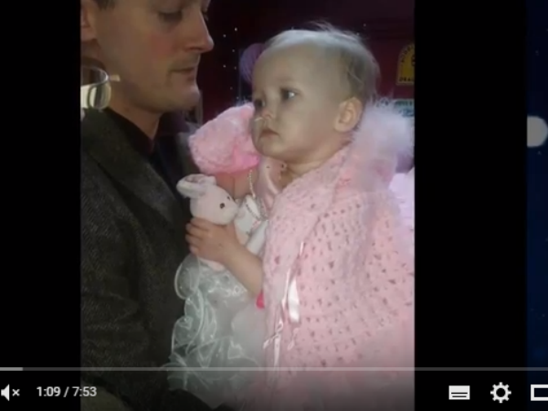 Heartbroken Father Marries His 16 Month Old Daughter Why