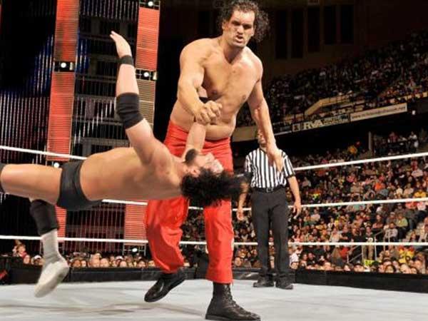 Video When The Great Khalis Student Beat Male Wrestler