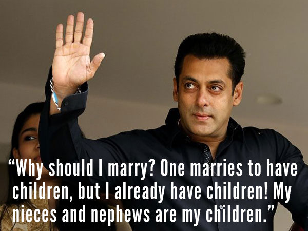 Amazing Quotes From Salman Khan That Will Make Your Weekend