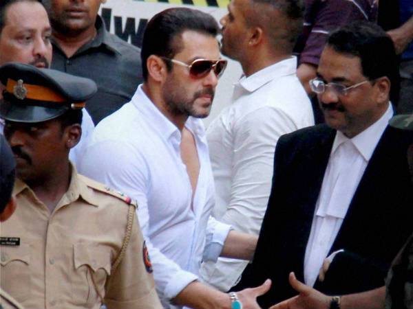Arms Act Case Salman Khan Statement Claims He Was Falsely Implicated
