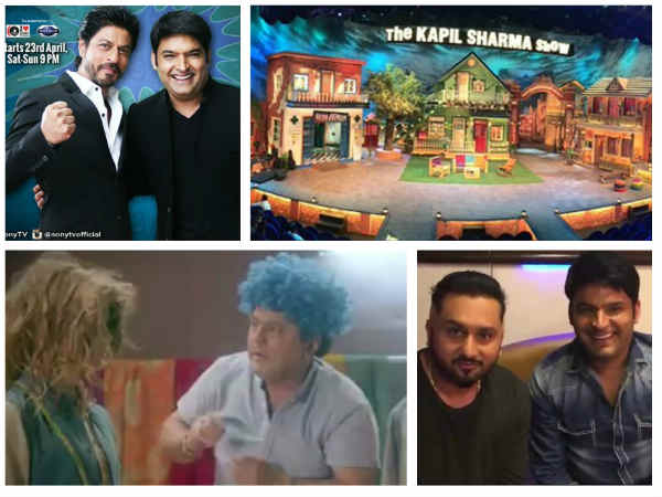 Here Comes Kapil Sharma With Bigger Grander Show