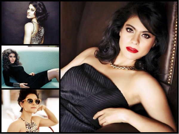 The Hottest Photoshoots Kajol That Will Leave Your Mouth Open