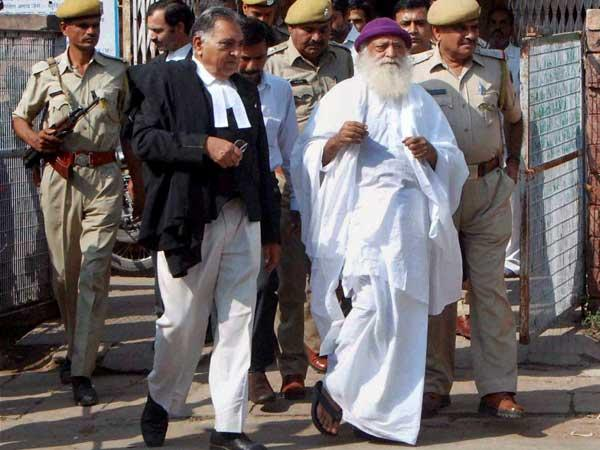 Asaram Finds A Place In Ramnavami Procession In Jodhpur
