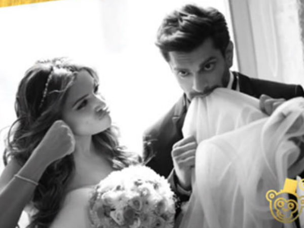Bipasha Basu S Pre Wedding Photoshoot With Karan Singh Grove