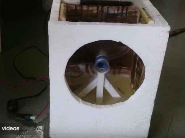 How Make An Air Cooler At Home