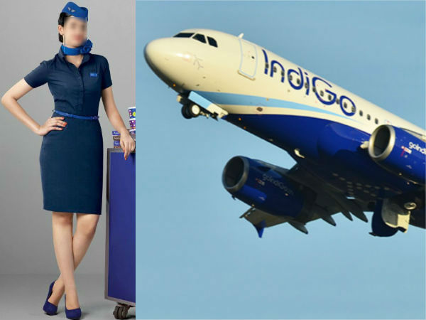 Bangladeshi National Arrested For Filming Airhostess On Indigo Flight