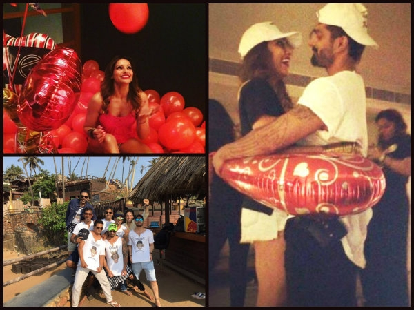 Karan Singh Grover Just Crashed Bipasha Basu S Bridal Shower