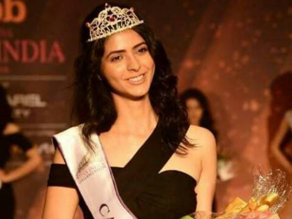 Pics Pankhuri Gidwani Is The Second Runner Up Fbb Miss India