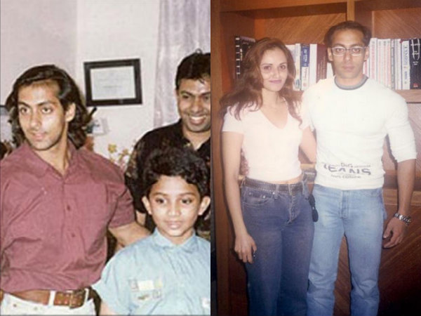 Totally Rare Old Unseen Pictures Salman Khan