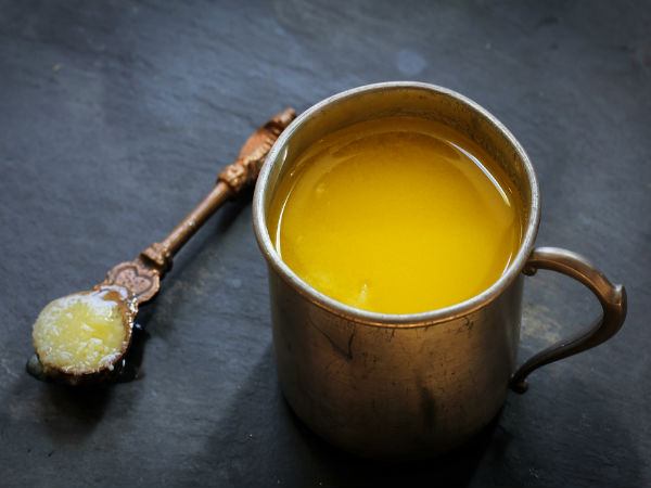 Know When Consume Ghee