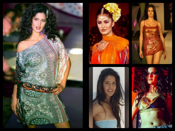 Katrina Kaif S Horrible Pictures From Her Modelling Days