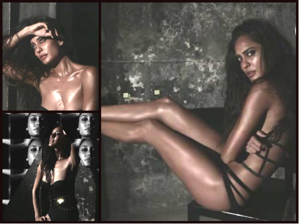 Lisa Haydon Bares It In The Gq Bikini Photoshoot