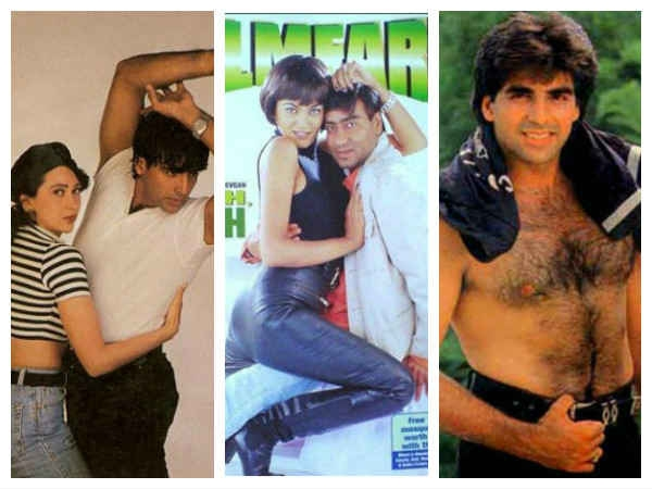 Bollywood Stars Old Magazine Cover Pics