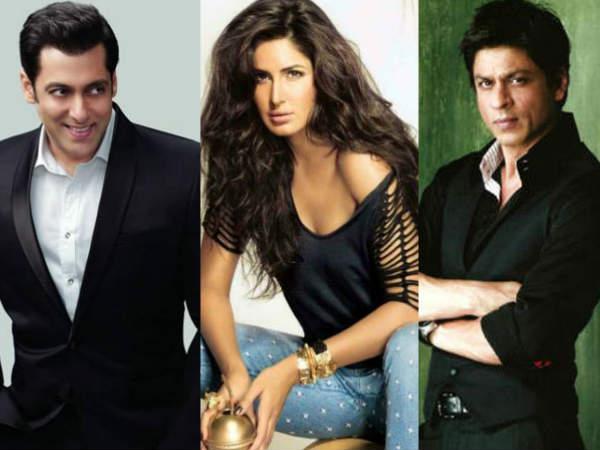 Katrina Kaif Romance With Shahrukh Khan Anand L Rai Film