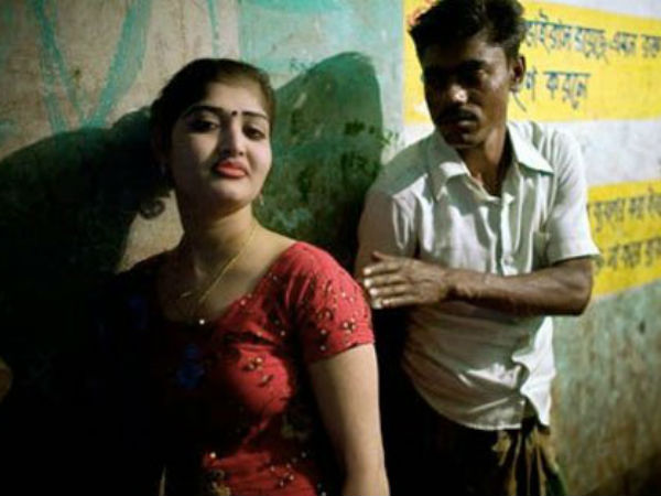 Infamous City Bihar Where Prostitutes Wait Their Customers