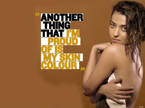 Radhika Apte Hot Stunning Photoshoo