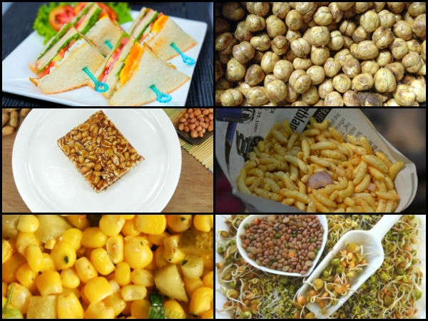 Healthy Indian Snacks You Can Carry Office