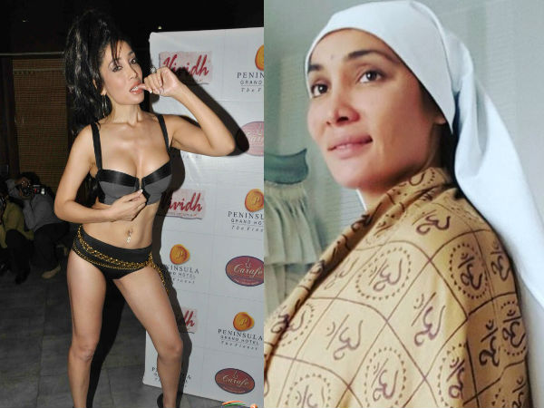 Shocking Ex Bigg Boss Contestant Sofia Hayat Is Now Nun