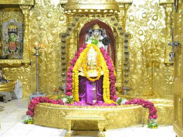 Mumbai Based Family Donated 100 Kilogram Gold To Somnath Temple