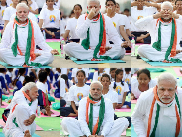 Did Not Anticipate Such Response My Call Yoga Day Pm Modi