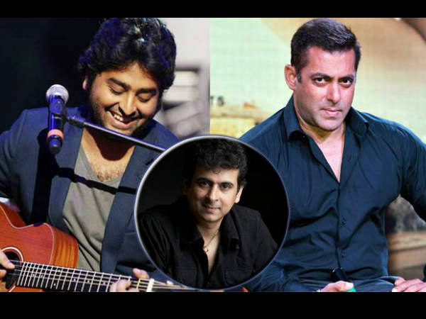 Palash Sen Lashes Bollywood Music On Salman Khan Arijit Controversy