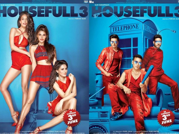 Housefull 3 Grosses Over 100 Crore Worldwide