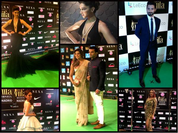 Iifa 2016 Pictures Deepika Salman Bipasha Stylish Avatar