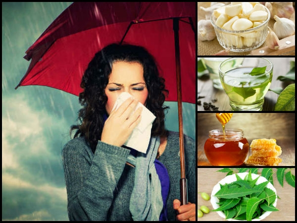 10 Ayurvedic Tips Protect Yourself From Monsoon Maladies