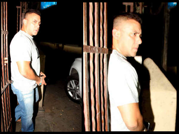 Salman Khan Is Not Too Keen Being Photographed See Why